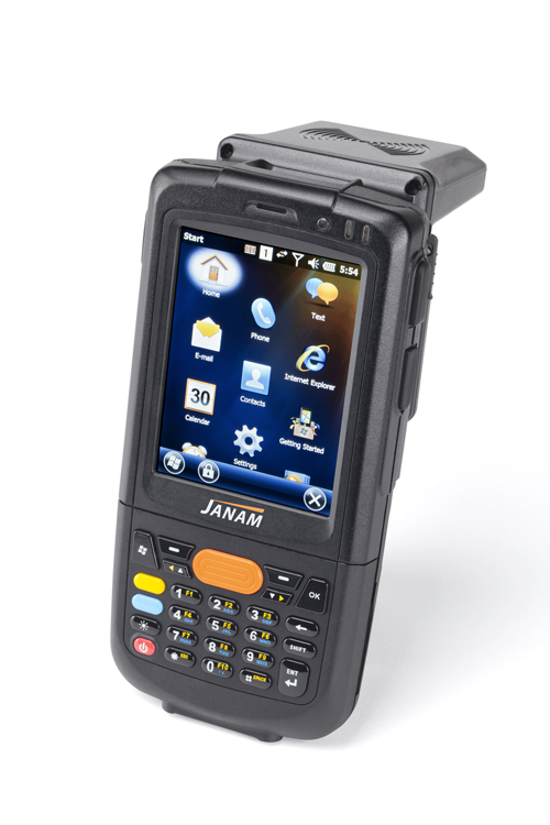XM2-RFID UHF from Janam Technologies