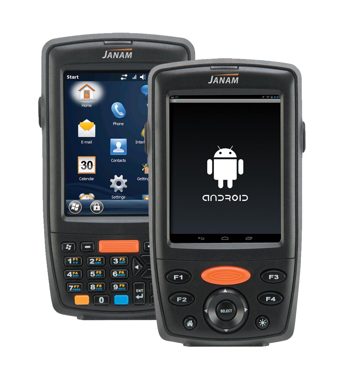 Xm70 Rugged Mobile Computer Janam