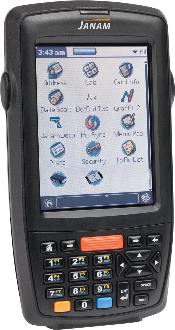 XP30 | Rugged Mobile Computer | Janam