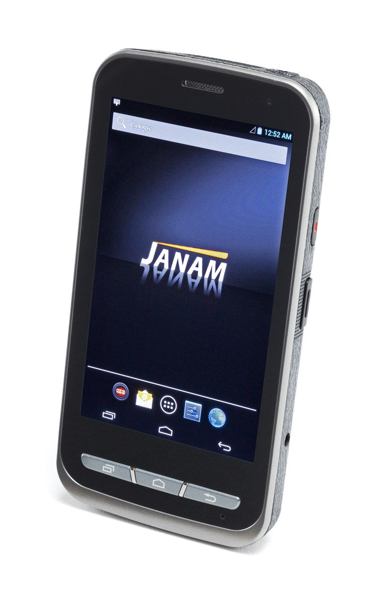 Janam Delivers Value-Driven, Rugged Smartphone With Bar Code