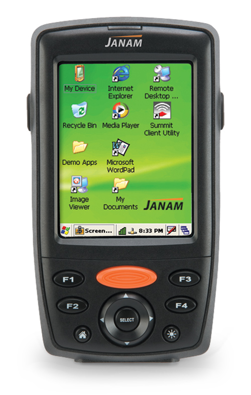 Janam 60+ Rugged Windows Mobile Computer